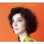 St. Vincent: Actor