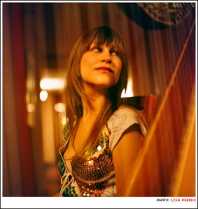 Joanna Newsom, photo by Lisa Predko
