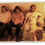 Young Buffalo: Three Deep