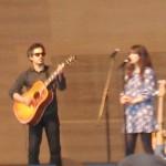 Concert Review: She & Him, Millennium Park, 6/7