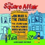 Tonight: The Square Affair