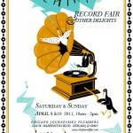 CHIRP Record Fair and Other Delights: April 9-10
